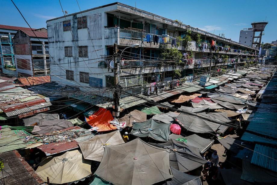 HoREA: '100% hộ đồng ý mới dỡ chung cư hư hỏng là vô lý'