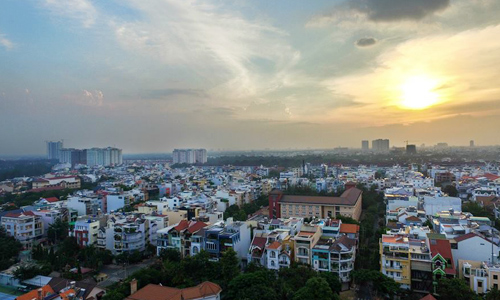 Nhà phố Sài Gòn hứa hẹn hút vốn đầu tư năm Kỷ Hợi
