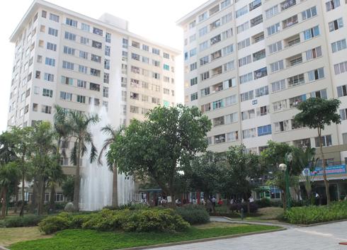 Địa ốc kỳ vọng căn hộ một tỷ đồng tạo sóng cuối năm