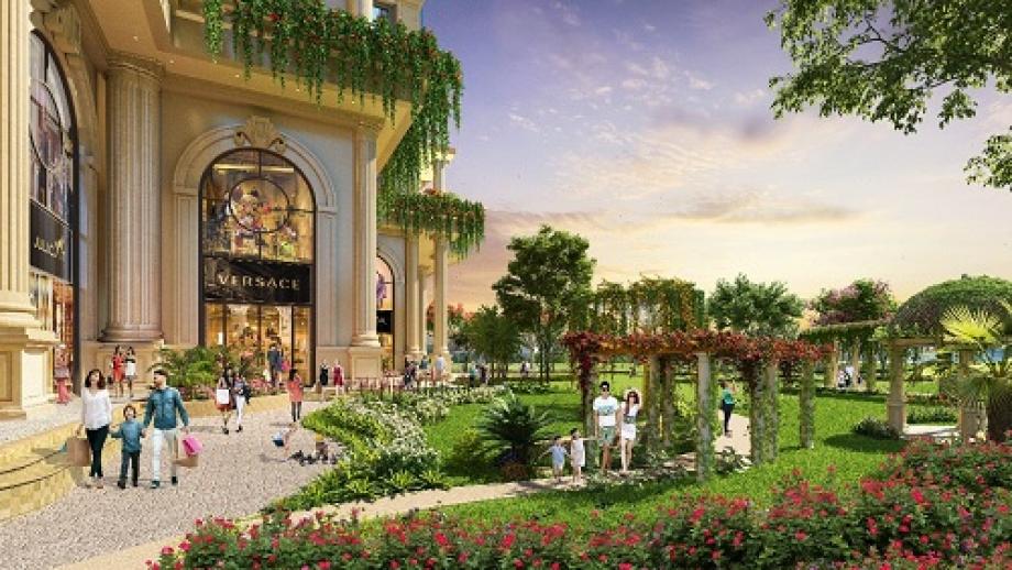 Phúc Khang hợp tác với nhiều thương hiệu lớn phát triển Rome by Diamond Lotus