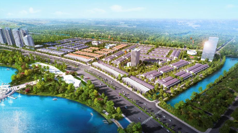 Đất Xanh Miền Trung mở bán Lakeside Palace Đà Nẵng
