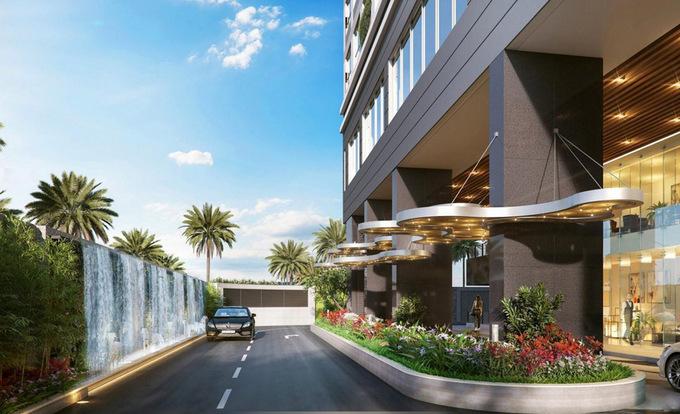 Lộ diện căn hộ siêu sang hơn 400 triệu đồng một m2