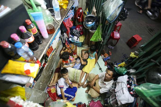 TP HCM thiếu nhà ở cho người thu nhập thấp