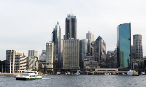 Văn phòng cho thuê châu Á Thái Bình Dương tăng nhiệt