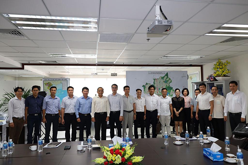 Ngày 10 tháng 09 năm 2020, Lãnh đạo HoREA làm việc với Lãnh đạo Ngân hàng Chính sách Xã hội