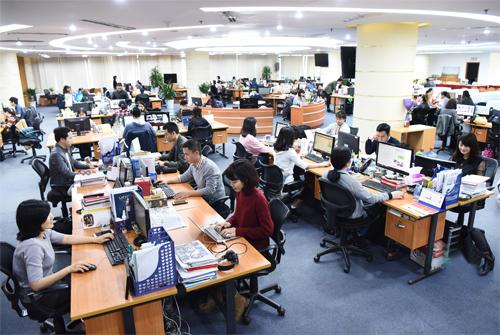 Cổ phiếu của FPT Online tăng trần 40%