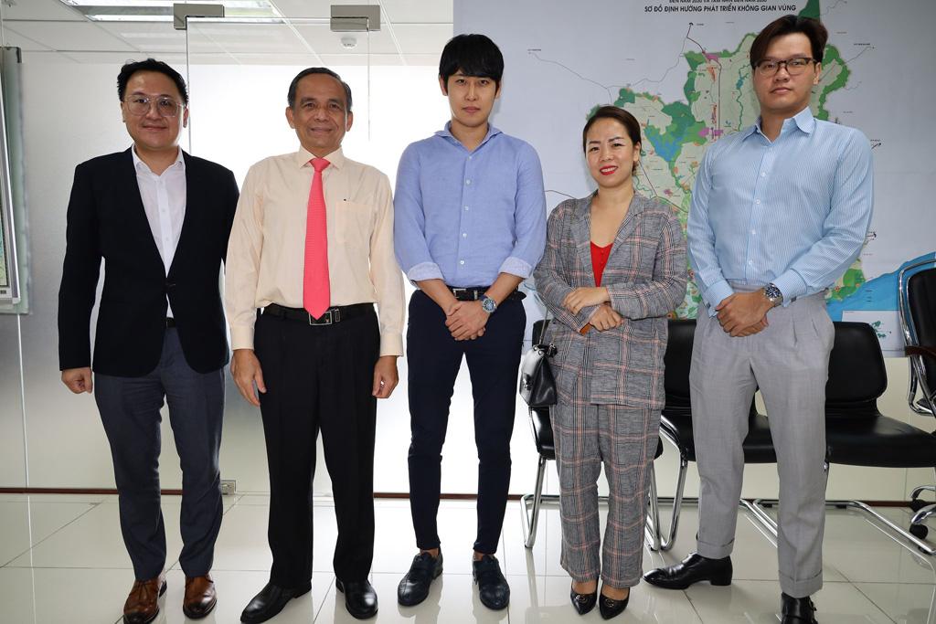 Ngày 2 tháng 10 năm 2020, Chủ tịch HoREA làm việc với Ông Matoba của Tập đoàn Han Kyu và Ông Angus Liew của Tập đoàn Gamada Land