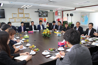 Lãnh đạo HoREA tiếp đoàn J-CODE Nhật Bản ngày 20 tháng 09 năm 2019